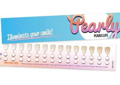 Pearly Teeth Shade Guide